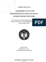 Laporan KKN PPL UNY Kelompok