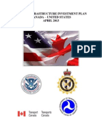 United States-Canada Border Infrastructure Investment Plan (BIIP)