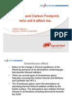CO2 Refrigeration Plant