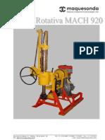 Perfuratriz_Mach920