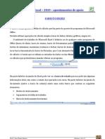 Excel - exercícios e aplicacoes