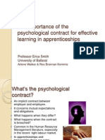 6-Erica Smith-The Importance of the Psychological Contract for Effective Learning in Apprenticesh