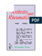 Arthritis and Rheumaticism - By Vance Ferrell