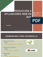 Introduccion a Aplicaciones Web 2 Parte