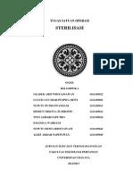 Paper Sterilisasi