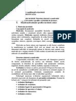 Factori conditionali ai învãtãrii studiu de caz
