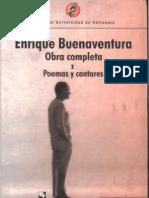Buenaventura Enrique - Enrique Obra Completa I - Poemas Y Cantares