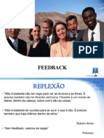 APRESENTAÇÃO FEEDBACK