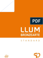 Catálogo STD LLUM   BRONZEARTE