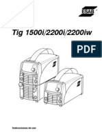 Manual - Caddy Tig 2200i