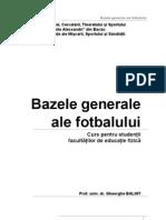 Bazele Generale Ale Fotbalului 3