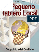 El pequeño tablero local (Ernesto Milá)