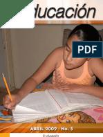 educación No. 5
