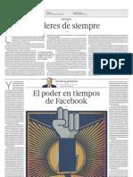 El Poder en Tiempos de Facebook
