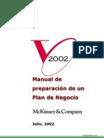 Manual Plan de Negocios Mckisey