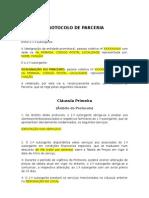 Protocolo de Parceria
