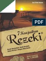 7 Keajaiban Rezeki