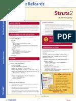 struts2.0 reference cards