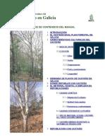 Manual de selvicultura del castaño en Galicia