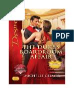 Royal Seductions 04 - The Duke's Boardroom Affair