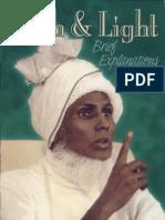 Bawa Muhaiyaddeen - Truth & Light- Brief Explanations(152p)
