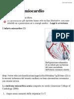 Infarto Del Miocardio -