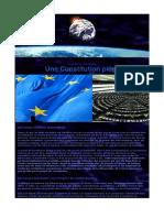 Une Constitution européenne piégée