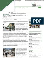 Após 5 anos, Ronda do Quarteirão frustra e não reduz os crimes - Cidade - Diário do Nordeste