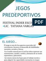 329 0 Los Juegos Predeportivos Presentacion