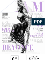Glam June 2013 - my works
