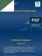 Certificaciones Profesionales en Auditoría