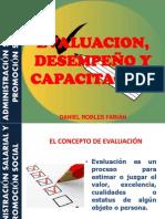 CLASE10 EVALUACION Y DESEMPEÑO ASPS