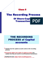 Share-Capital Accounting