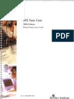 MX Road 2004 - New user
