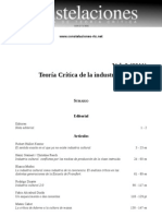 Revistas Constelaciones Vol.3. PDF