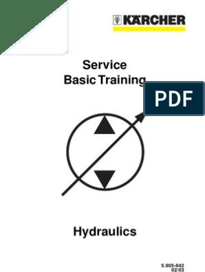 Basic Hydraulic e   Valve   Pump