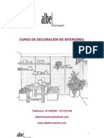 Modulo 1- Decoracion de Interiores