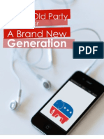 Grand Old Party for a Brand New Generation