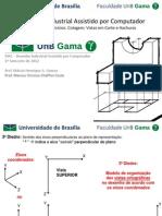 DIAC Aula 06 ParteIII - Exercicos - Cotagem - Cortes e Hachuras GABARITO 2012-02