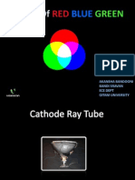CRT,LCD, LED , TV Technologies like Liquid crystal display