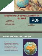 Efectos de La Globalizaciond