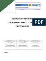 instructivo herramientas electricas