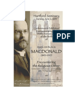 Duncan Black Macdonald 150th Anniversary Conference & Exhibition