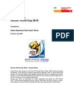 South Africa Soccer World Cup 2010