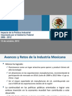 Impacto de Política Industrial 2012.pdf