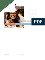 2010 Denver Plan - Strategic Vision and Action Plan