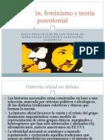 Traducción, feminismo y teoría poscolonial