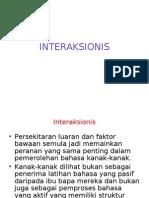 interaksionis