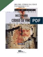 Cox, Simon - Diccionario Del Codigo Da Vinci