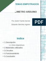 DSE Presentacion Alcoholimetro
